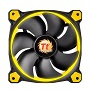 Thermaltake 120mm Riing 12 Yellow LED 1500RPM Fan