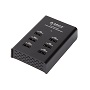 Orico Black 6 Port Powered 5v USB Charging Station (PL)